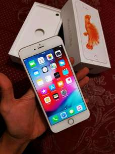 iphone 6s+ rose gold 32gb ex resmi ibox