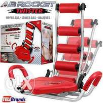 Ab Rocket twister abdominal exercise chair.