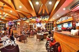 We are providing all fast food pizza Restaurant services provide