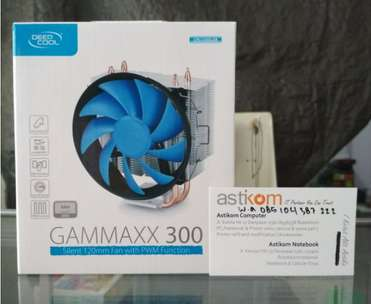 Kipas Prosesor Fan Processor Deepcool Gammax 300 120mm | By Astikom