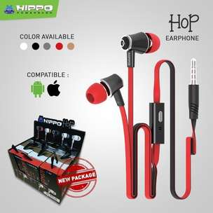 Headset Hippo HOP Original extra bass