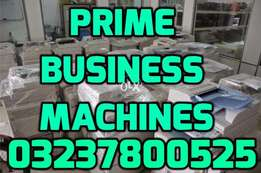 All types of Work Photocopier, Printer, Scanner and fax