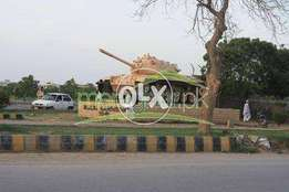 800 sq.Yrd House for sale at Malir Cantt.