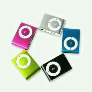 player mp3 + henset