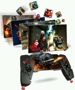 Ipega 9055 Red Spider Bluetooth Games Console Smartphone and Tablet