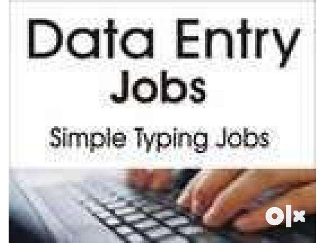 Home Based Data Entry Typing Job/ Simple Typing Work Earn 36000 ...