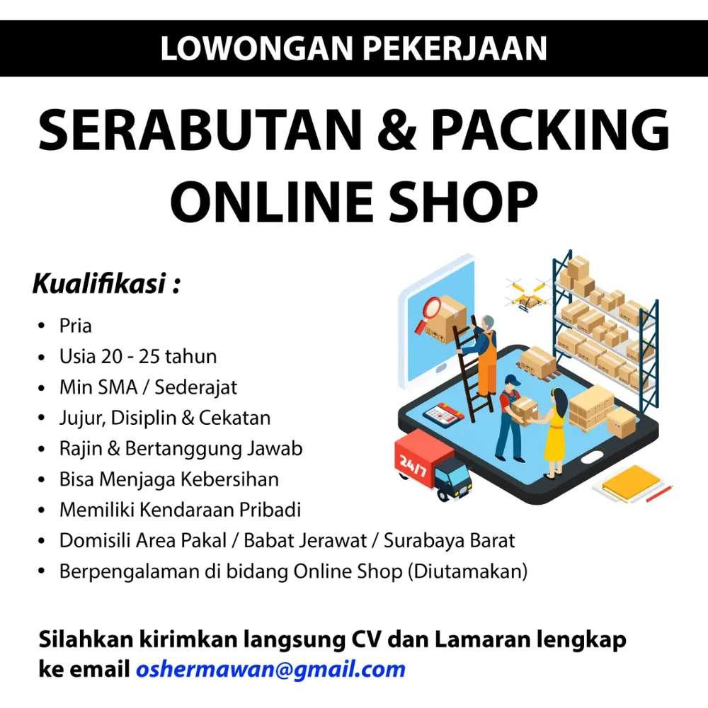 Surabaya Cari Lowongan Freelance Terbaru Di Indonesia Olx Co Id
