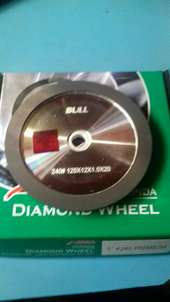 diamond wheel bull 5""