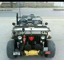 Hello guys we ready all type Jeep with many type