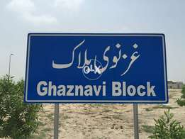 Bahria Town Lahore Ghazanvi Block 10 M Good Location