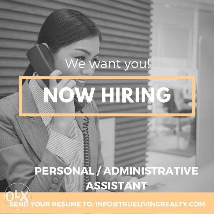 Administrative Assistant Jobs Philippines