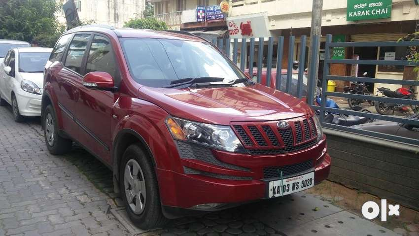 Single Owner Xuv 500 41000kms 2013 W6 Accident Free New Like