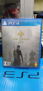 kaser ps4 the order