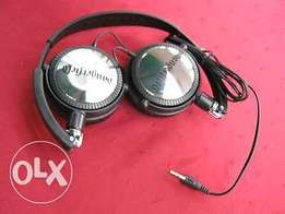 Dangerfield headphones real power for that Surround sound