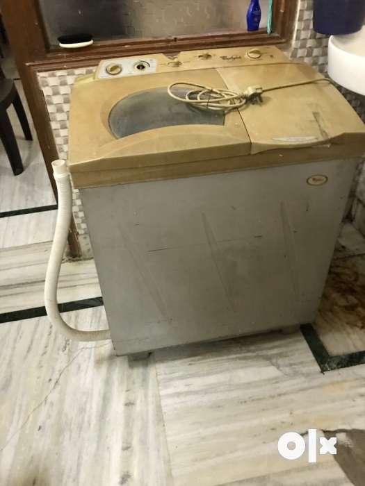 Whirlpool Semi Automatic Washing Machine For Sale Delhi Books