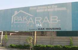 3 Marla Plot for Sale Pak Arab Society, Ferozpur Road, Phase 2, Lahore