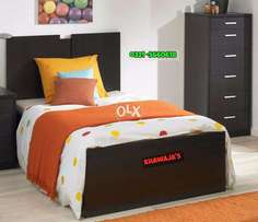 Single bed without Foam ~KhaWajA's iNteRioR~ FiX PricE