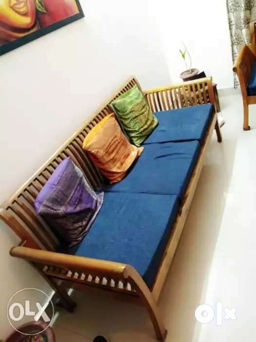wooden sofa set made from teak wood sofa dining 1269089127 rh olx in