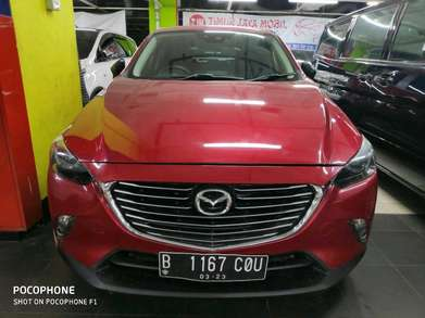 Mazda CX3 GT 2017 matic istimewa low km