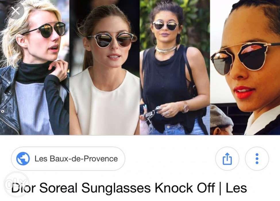 edcc47e59bd christian dior sunglasses celebrities love it in Pasay