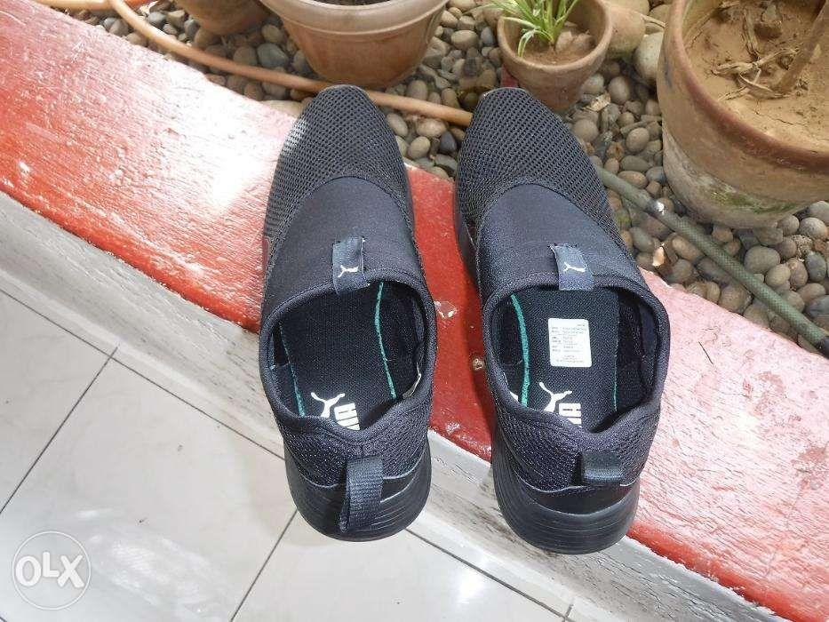 3b4c824f210 Original PUMA ST Trainer Evo Slip On V2 Black Mens US size 8.5 in ...
