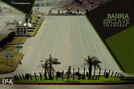 26x45 Sec H 5m height location Bahria Enclave back open plot