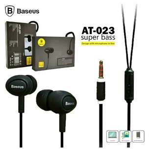 Headset Handsfree BASEUS SUPER BASS AT-023