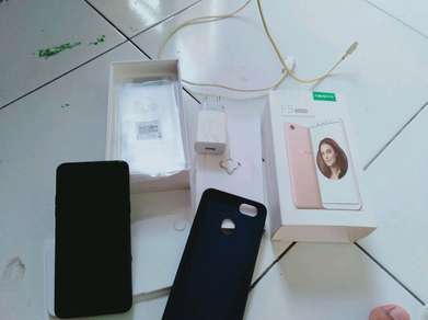 Oppo F5 Youth Ram 4/32 Fullset No HF