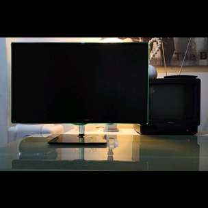 led monitor samsung 27 inch, elegan, s27d390