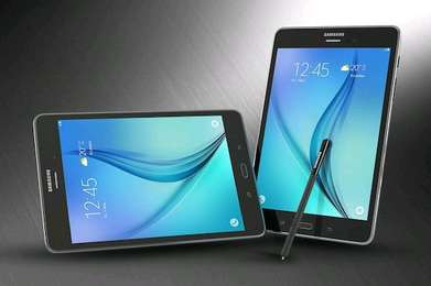 Termurahhh Samsung Galaxy Tab A 8 inch with S Pen Mulus No Minus Grey