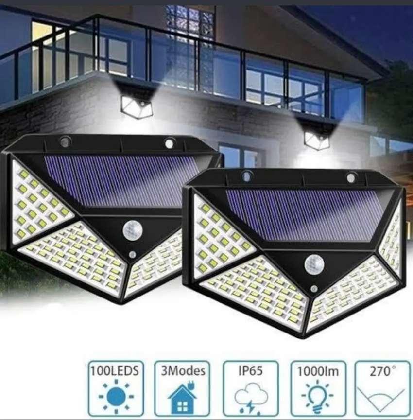 Jual Lampu Taman Tenaga Surya Solar Interaction Wall Lamp Sh 100 Lampu 813333501