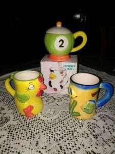 Children MuG 3 pcs