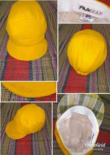 FILA GOLF Cap. Original