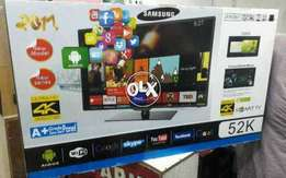 Samsung 52 inches smart led ultra hd