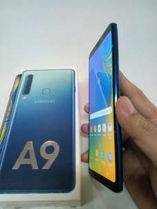 Samsung A9 2018 like new umur 1bulanan