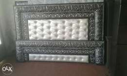 King Size Bed Two Side Tables