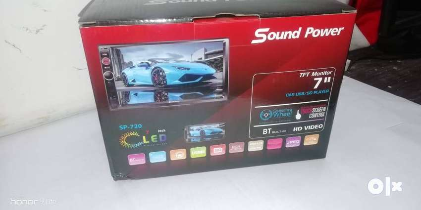 2d In Bluetooth Hd Touch Screen Car Video Player Spare Parts