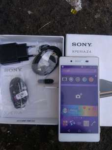 sony z4 big ram 3/32gb  fullset