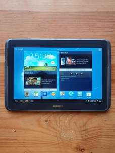 Samsung Galaxy Note 10.1 GT N8000 S Pen Black Mantap