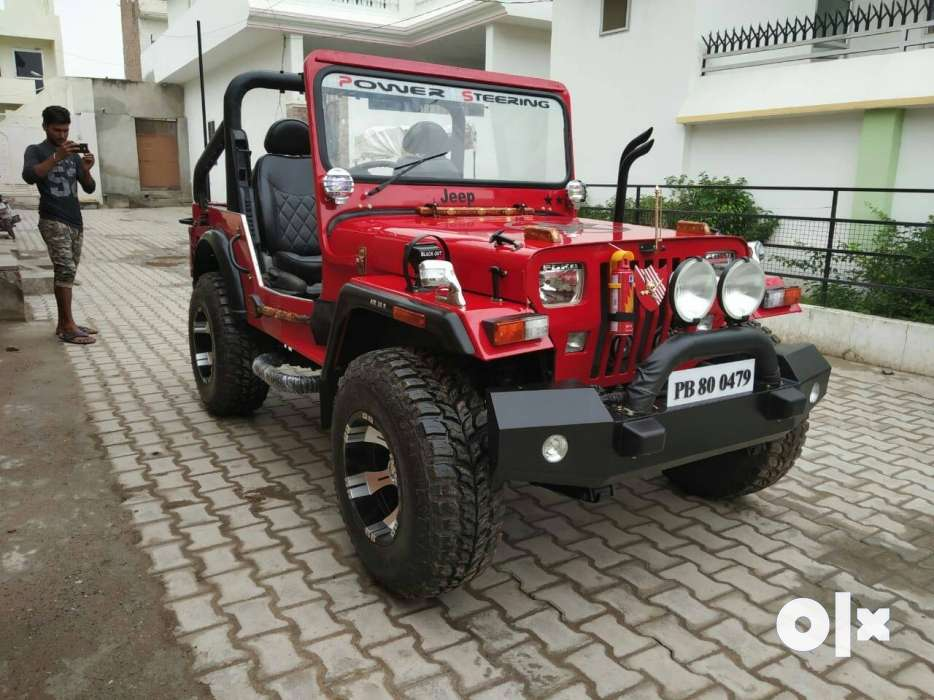 Punjab Jeep Olx >> **open modified jeep## Willy jeep punjab jeep - Ponnani - Cars