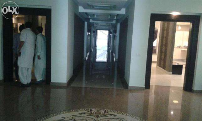 3beds apartment semi furnished for rent in bahria town rwp
