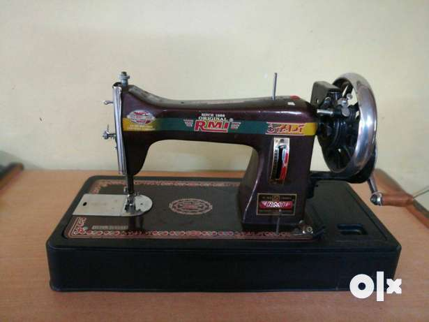 Custom Made Sewing Machine For Heavy Duty Work Navi Mumbai Interesting Old Sewing Machine For Sale In Mumbai