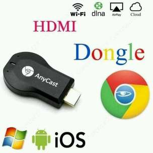 AnyCast Dongle HDMI Wifi Display Receiver-DLNA EzCast Streaming Player
