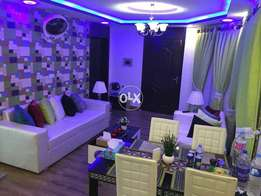 2bed rooms full furnished4rent4rent Height3extbahria town rwp
