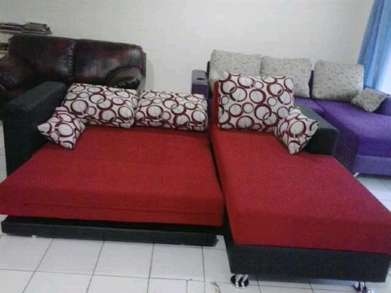 Sofa L Bed Utopia