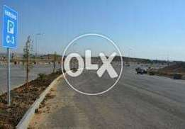 Facing Cine Gold, 125 sq yards Midway Commercial, Bahria Tow
