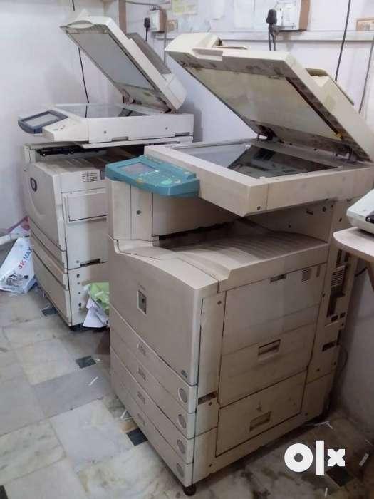 Black $ White and colour Canon Photocopy Machine - Kitchen