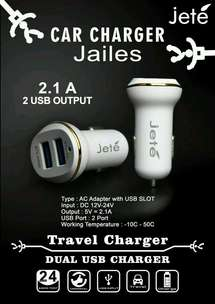 Car Charger Jete Jailes