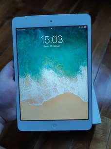 ipad mini 2 retina 16gb mulus 99,9%