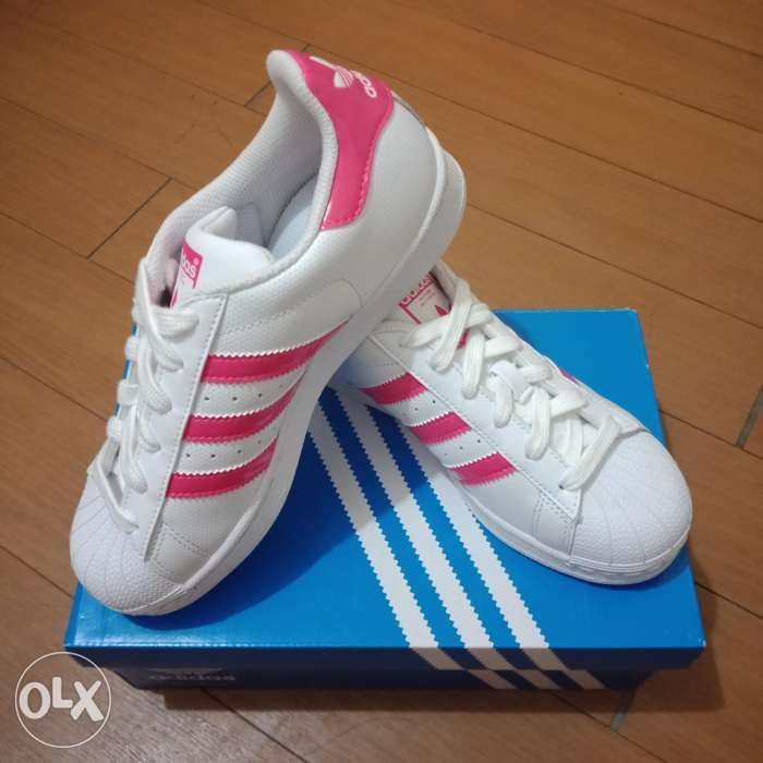 adidas superstar white olx